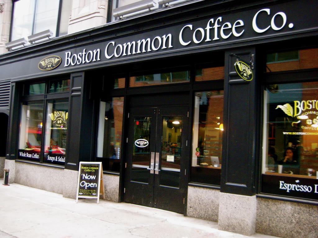 Boston Common Coffee Facebook