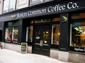Boston Common Coffee Company