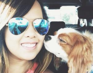 Nina Pham, nurse with Ebola (her identity was revealed by her family)