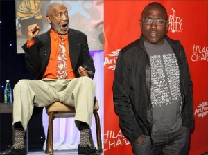 Bill Cosby and Hannibal Buress