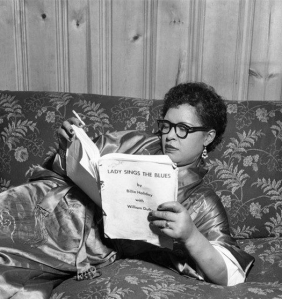 Billie Holliday reads
