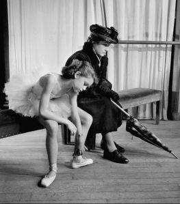 Boris Lipnitzki, Brigitte Bardot in Ballet Class, Paris, 1946