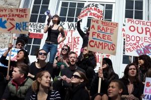 campus rape