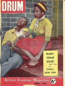 DM2000072109:SAED:APR1956 - Drum Cover  ( Baileys Archives)