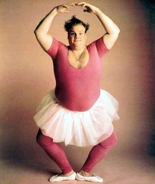Chris Farley Girl Celebrity Look A Like Pictures