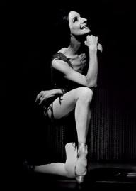 Cuban ballerina Alicia-Alonso as Carmen.