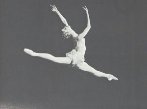 George Balanchine created Ballo della Regina on the famous ballerina Merrill Ashley. She is known for her speed, clarity of technique and attack in performing this joyous work.