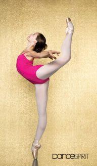 Juliet Doherty (photo by Joe Toreno for Dance Spirit)