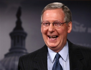 McConnell-Laughing
