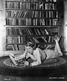 Rosemary Clooney reads