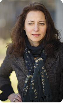 Investigative journalist Sabrina Rubin Erdely of Rolling Stone