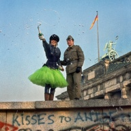 Steve McCurry Berlin, Germany 1988