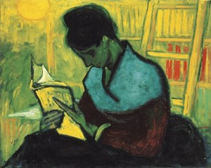 The Novel Reader Van Gogh
