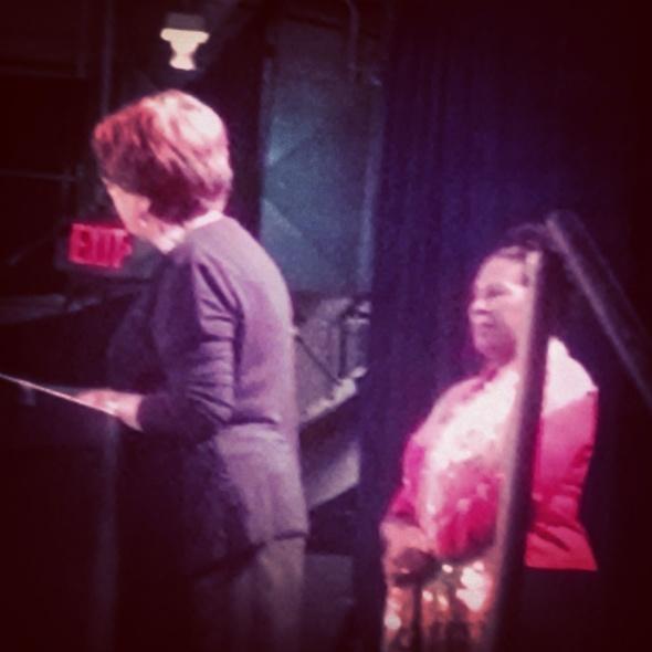 Representative Sheila Jackson Lee