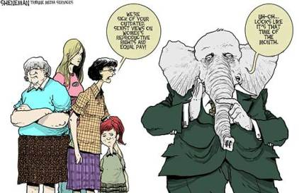GOP and Women