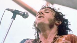 Joe Cocker at Woodstock