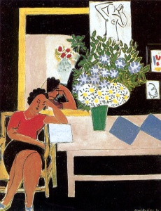 Matisse the red table