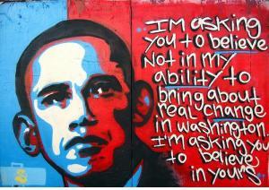 barack-obama-believe-in-change-graffiti-street-art-political-opinion