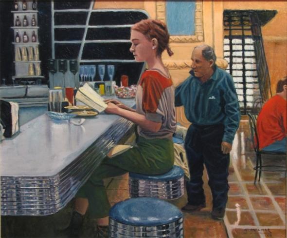 Diner, by Kevin Mizner
