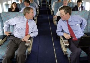 Bush brothers