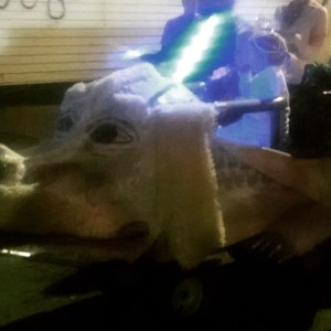 falcor the luck dragon chewbacchus 2015