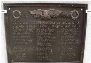 War memorial separates dead by race, divides Southern city - U.S. - Stripes 2015-02-08 01-24-35