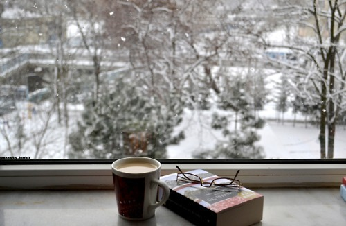winter coffee book