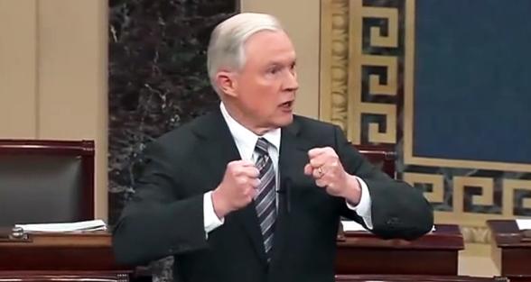 Sen. Jeff Sessions (R-Alabama)