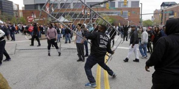Baltimore April 2015