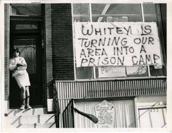 Baltimore in April 1968