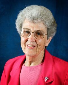 Sister Rita Clare Gerardot