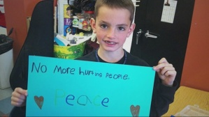 Boston bombing victim Martin Richard.