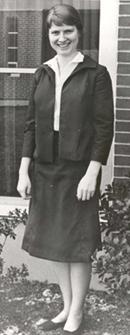 Sister Catherine Ann Cesnik in 1970