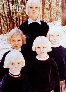 Children of The Family cult from Australia