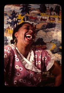 Ethel Waters, 1940.