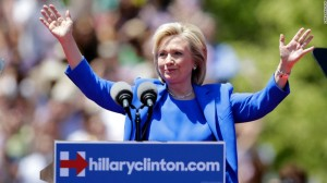 Hillary populist