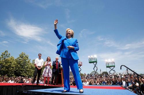 Hillary speech1