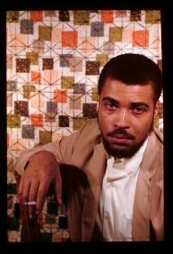 James Earl Jones, 1961.
