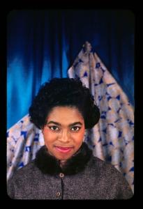 Martha Flowers, 1953.