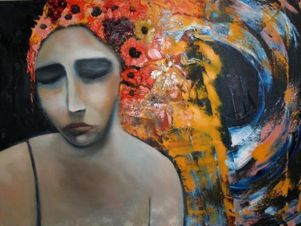 Split Sadness, Nicki Sands