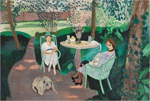 Tea, Henri Matisse