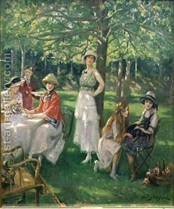 The Tea Party, Jules Cayron