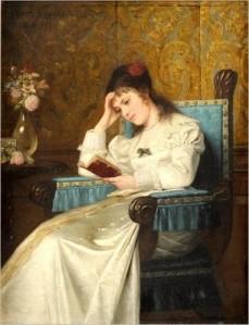 woman reading1