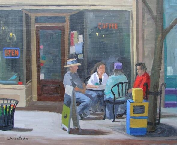 Painting by Susan Gallacher http://www.susangallacher.com/news--events/ogden-plein-air-quick-draw-ogden-arts-festival-june-2012