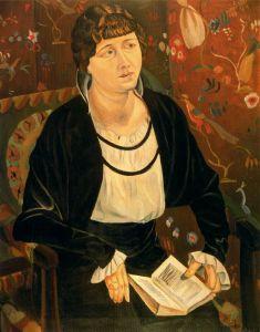 Portrait of a woman, Andre Derain