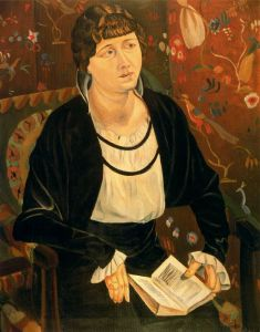 Portrait of a woman, Andre Derain