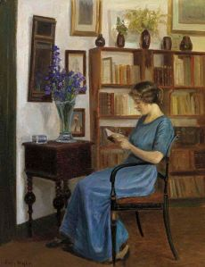 A favorite author by Poul Friis Nybo