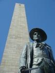 Bunker-Hill-Monument-Precott-Statue