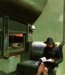 Compartment C, Edward Hopper