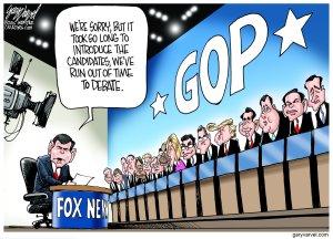 Fox debate